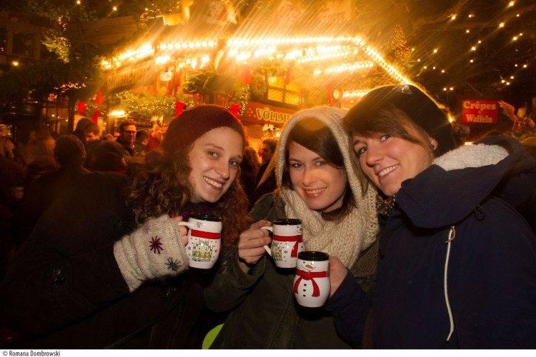 Kerstmarkt en Glühwein met vriendinnen 2019